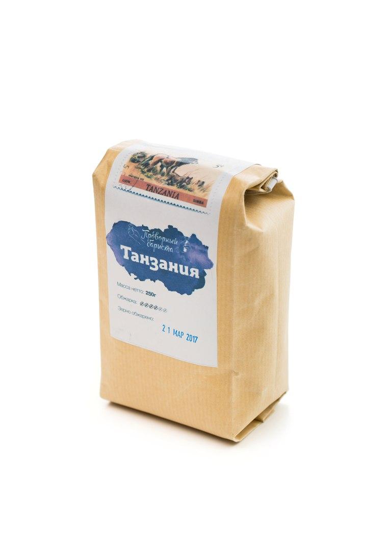 Кофе зерновой и молотый, Танзания