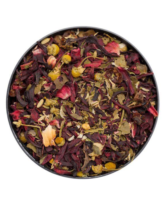 Полезный чай, айболит