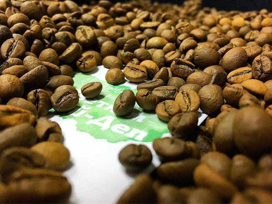 Кофе в зернах, вьетнам туой деп
