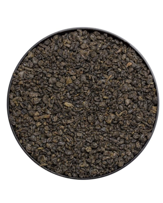 Зелёный китайский чай, чжу ча