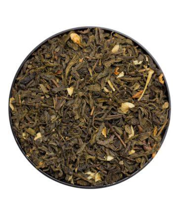 Элитный китайский зелёный чай с жасмином