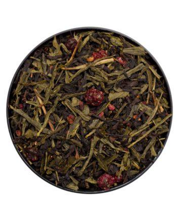 Вкусный чай, сказочная ночь