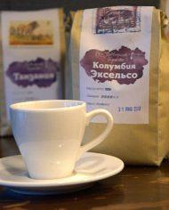 Колумбия эксельсо кофе в зернах и молотый